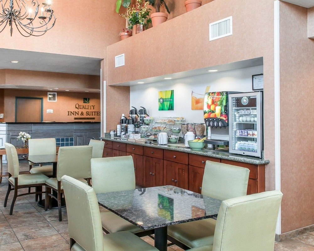 Breakfast Area, Quality Inn & Suites