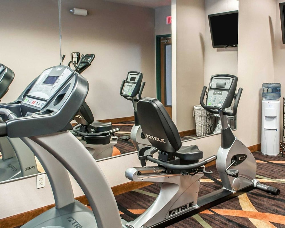 Fitness Facility, Quality Inn & Suites