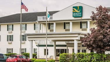 Quality Inn & Suites Bellville - Mansfield