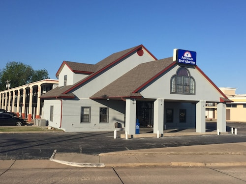 Americas Best Value Inn Norman at Univ of Oklahoma