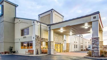 Comfort Inn Muskogee near Medical Center
