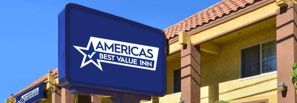 Americas Best Value Inn Pharr in McAllen | Hotel Rates