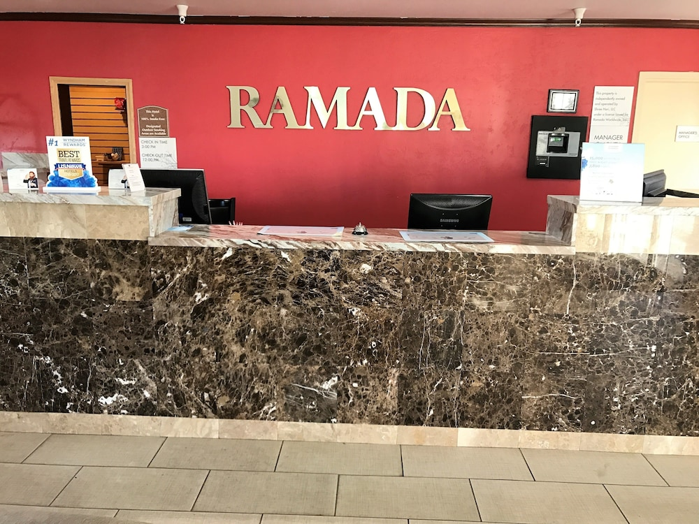 Reception, Ramada by Wyndham Draper