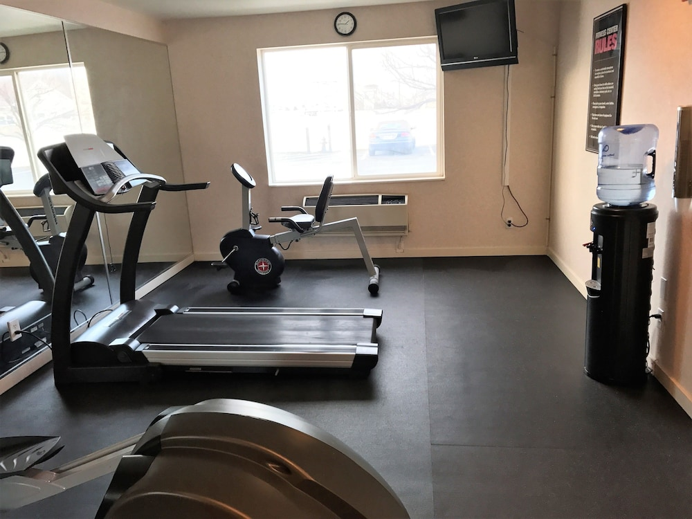 Fitness Facility, Ramada by Wyndham Draper