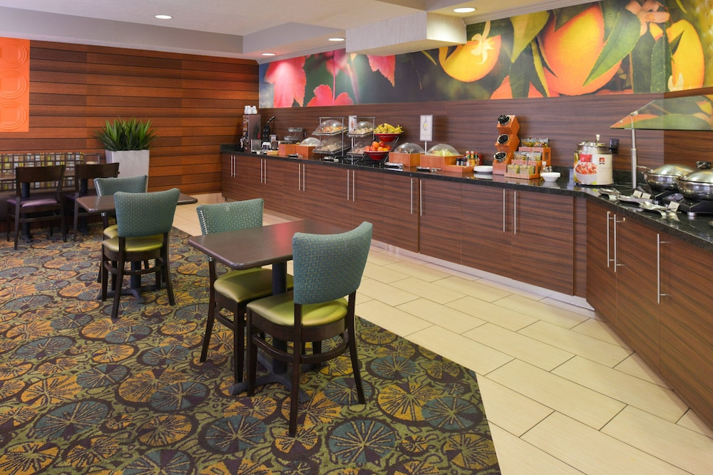 Restaurant, Fairfield Inn by Marriott Salt Lake City Layton