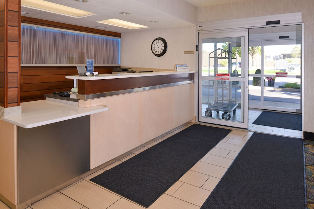 Reception, Fairfield Inn by Marriott Salt Lake City Layton