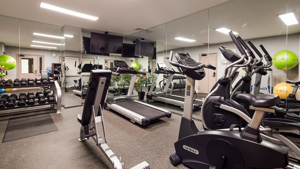 Fitness Facility, Best Western Fort Lee