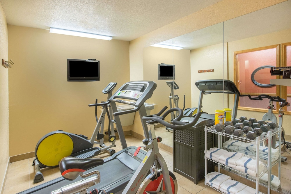 Fitness Facility, Ramada by Wyndham Maggie Valley