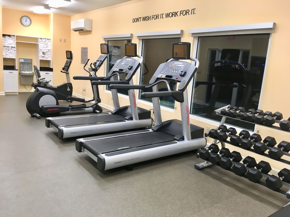 Fitness Facility, Fairfield Inn by Marriott Myrtle Beach Broadway at the Beach