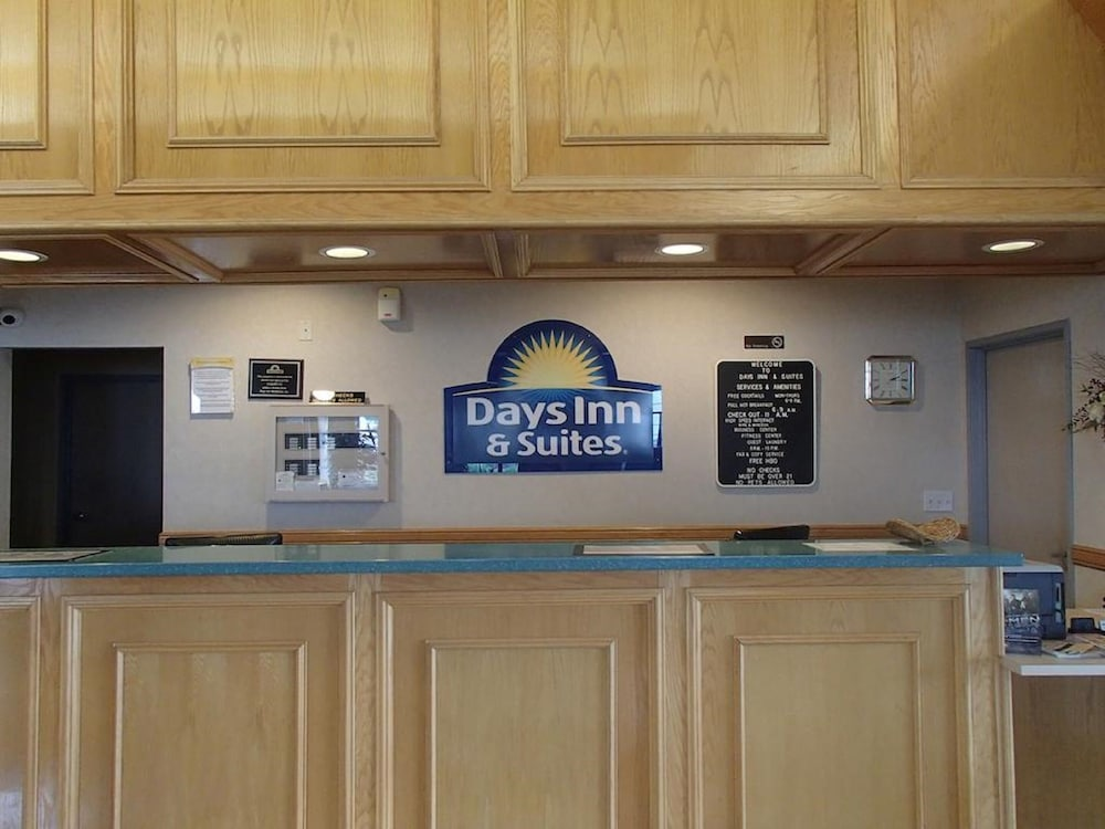Reception, Days Inn & Suites by Wyndham Corpus Christi Central