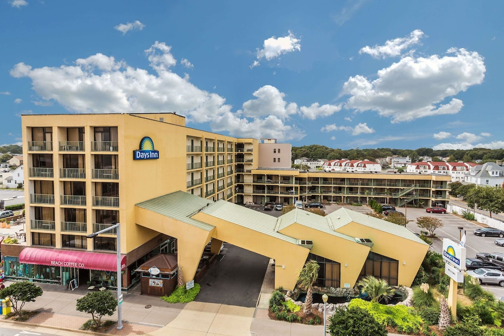 Days Inn By Wyndham Virginia Beach At The In Norfolk Hotel Rates Reviews On Orbitz