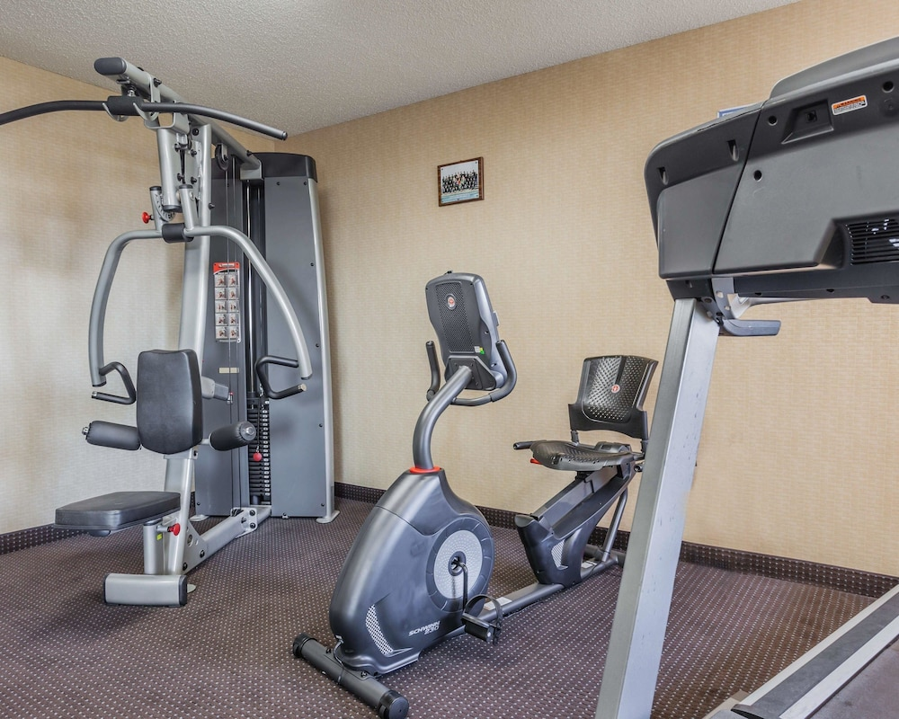 Fitness Facility, Comfort Inn On the Bay
