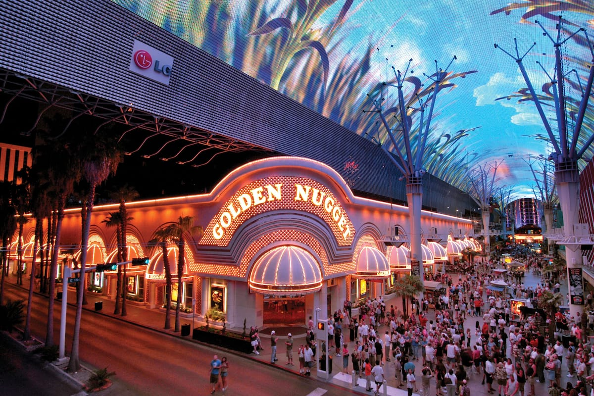 Golden Nugget Las Vegas Hotel & Casino Star Rating4 out of 5