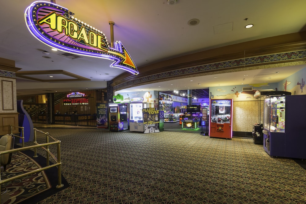 Game Room, Sam's Town Hotel & Gambling Hall