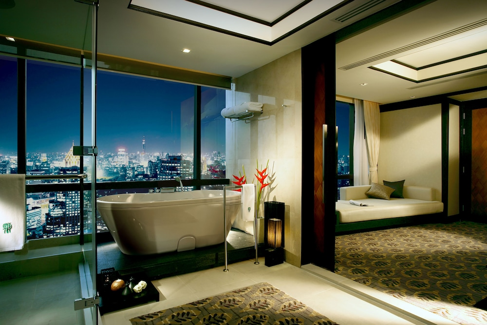 Bathroom, Banyan Tree Bangkok