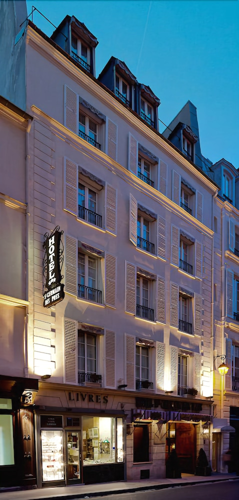 Book saint germain des pr s paris hotel deals for Booking paris hotel