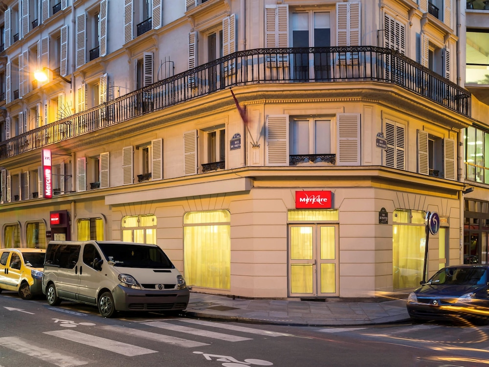 Mercure paris op ra lafayette deals reviews paris for Deal hotel paris
