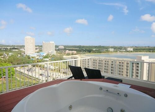 Jetted Tub, Sheraton Laguna Guam Resort