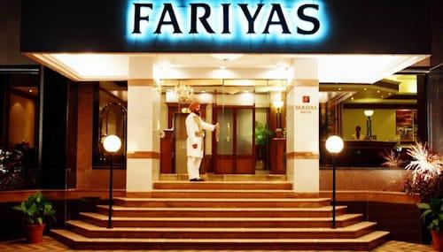 法利亞斯飯店