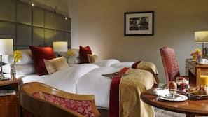 In-room safe, iron/ironing board, alarm clocks, wheelchair access