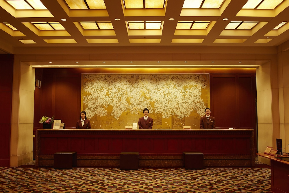 Reception, Imperial Hotel Osaka