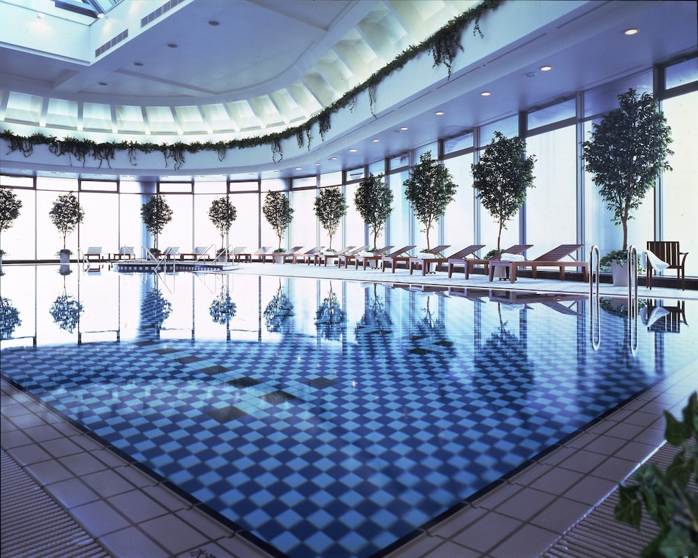 Indoor Pool, Imperial Hotel Osaka