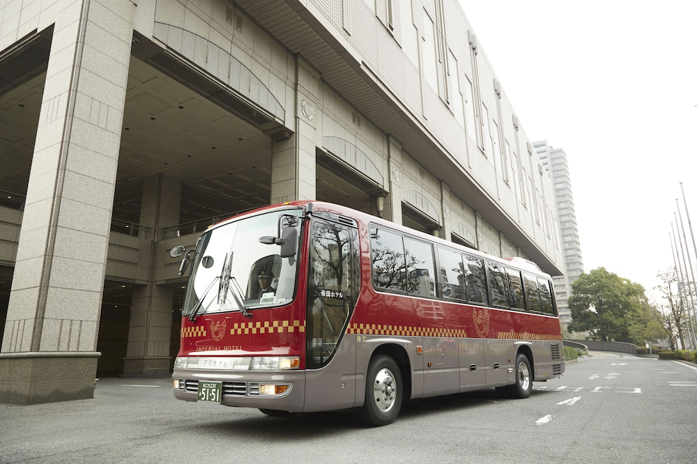 City Shuttle, Imperial Hotel Osaka