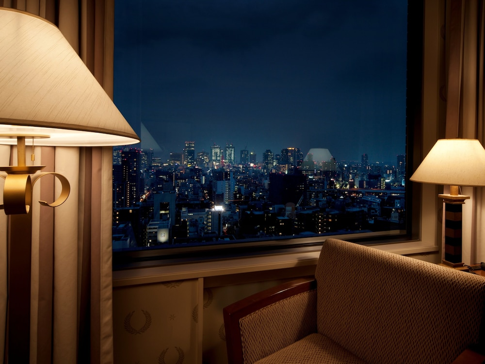 City View, Imperial Hotel Osaka