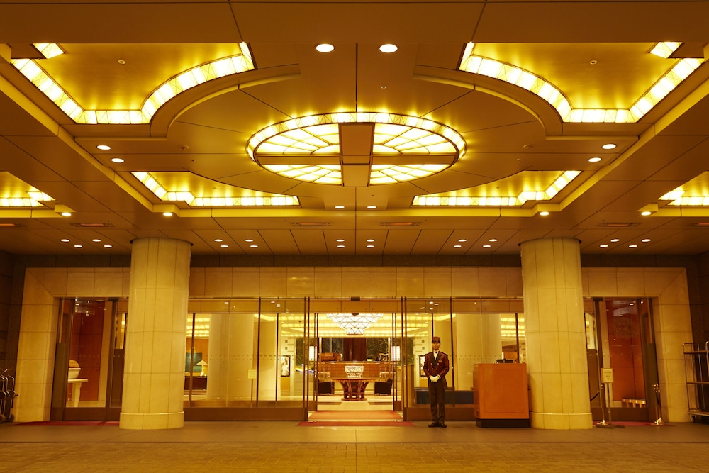 Interior Entrance, Imperial Hotel Osaka