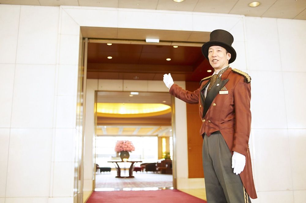Check-in/Check-out Kiosk, Imperial Hotel Osaka