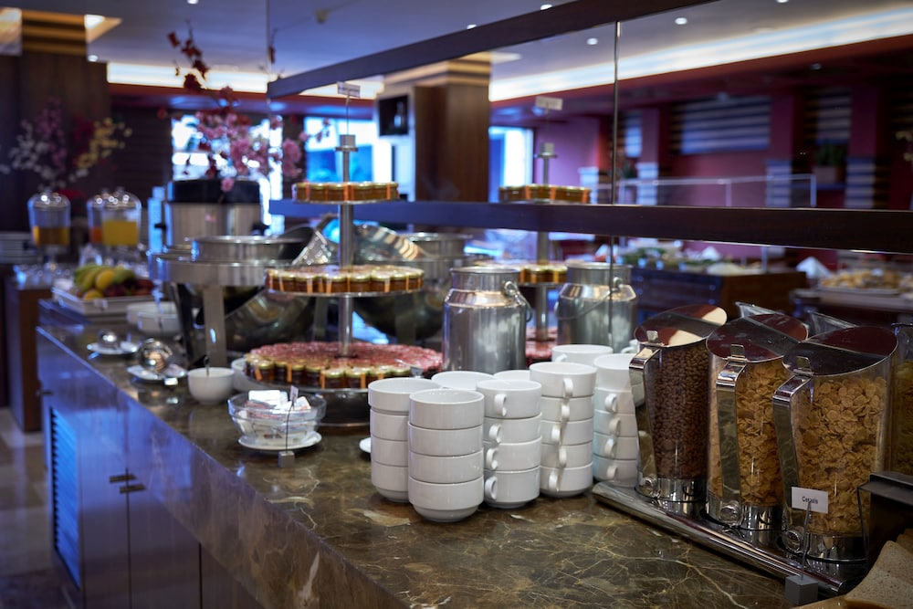 Breakfast buffet, Coral Beach Hotel and Resort Beirut