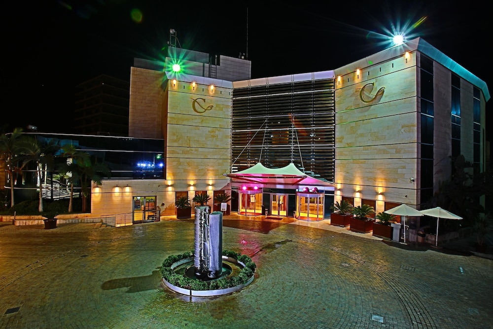 Front of Property - Evening/Night, Coral Beach Hotel and Resort Beirut