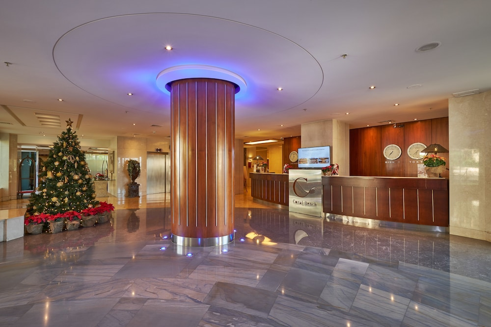 Reception, Coral Beach Hotel and Resort Beirut