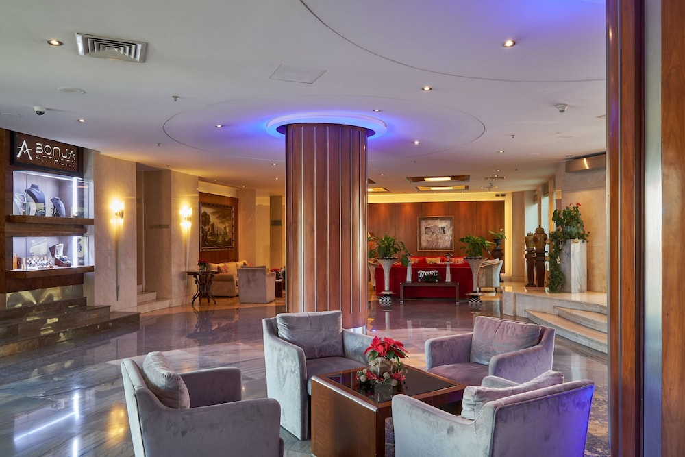 Lobby, Coral Beach Hotel and Resort Beirut