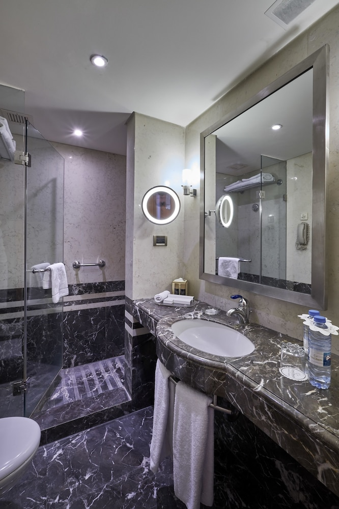 Bathroom, Coral Beach Hotel and Resort Beirut