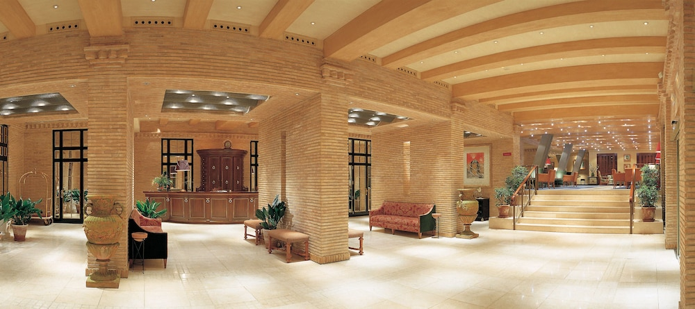 Hotel palafox deals reviews zaragoza esp wotif for Luxury hotel zaragoza