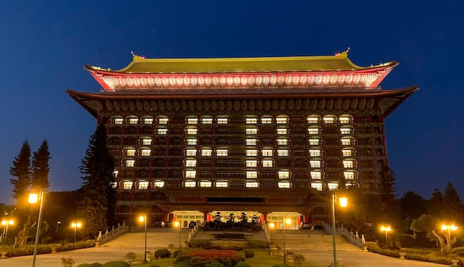 The Grand Hotel In Taipei Taiwan Expedia
