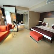 Ausblick vom Zimmer