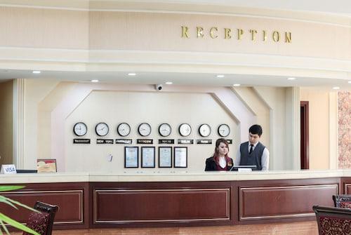 호텔 우즈베키스탄
