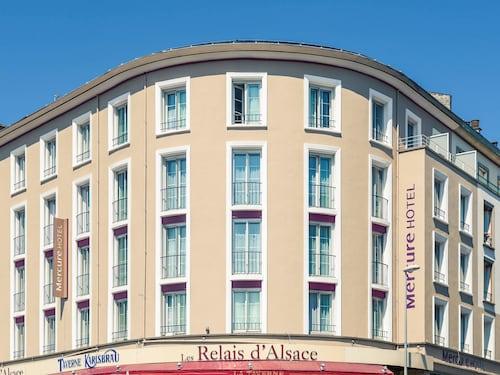 Hotel Mercure Brest Centre Les Voyageurs