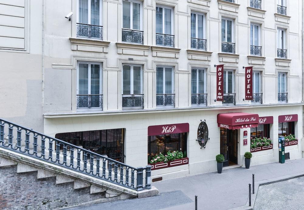 Hotel Du Pre  Rue Pierre Semard Paris