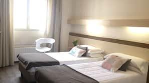 Minibar, coffre-forts dans les chambres, lits bébés (en supplément)