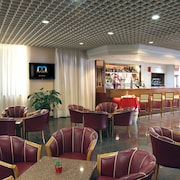 Lounge dell'hotel
