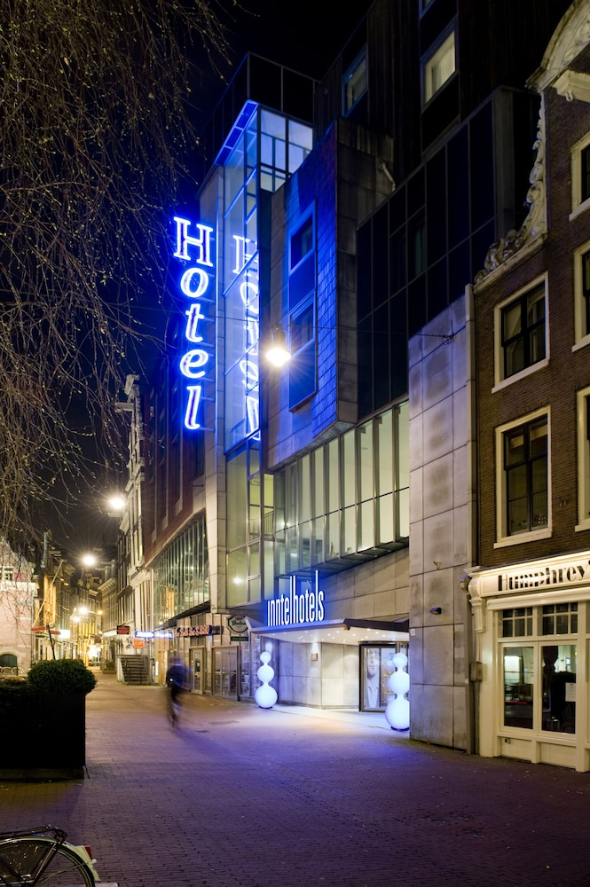 Front of Property - Evening/Night, Inntel Hotels Amsterdam Centre