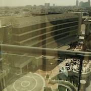 Utsikt fra gjesterom