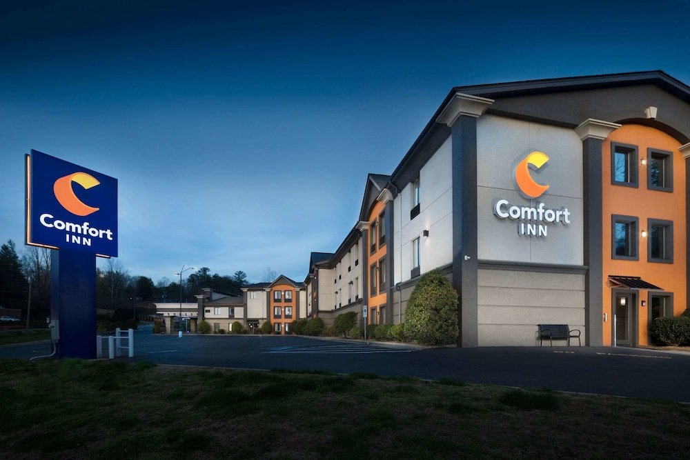 Exterior, Comfort Inn Tunnel Road East