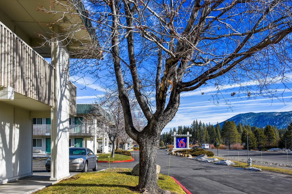 Exterior, Motel 6 South Lake Tahoe, CA
