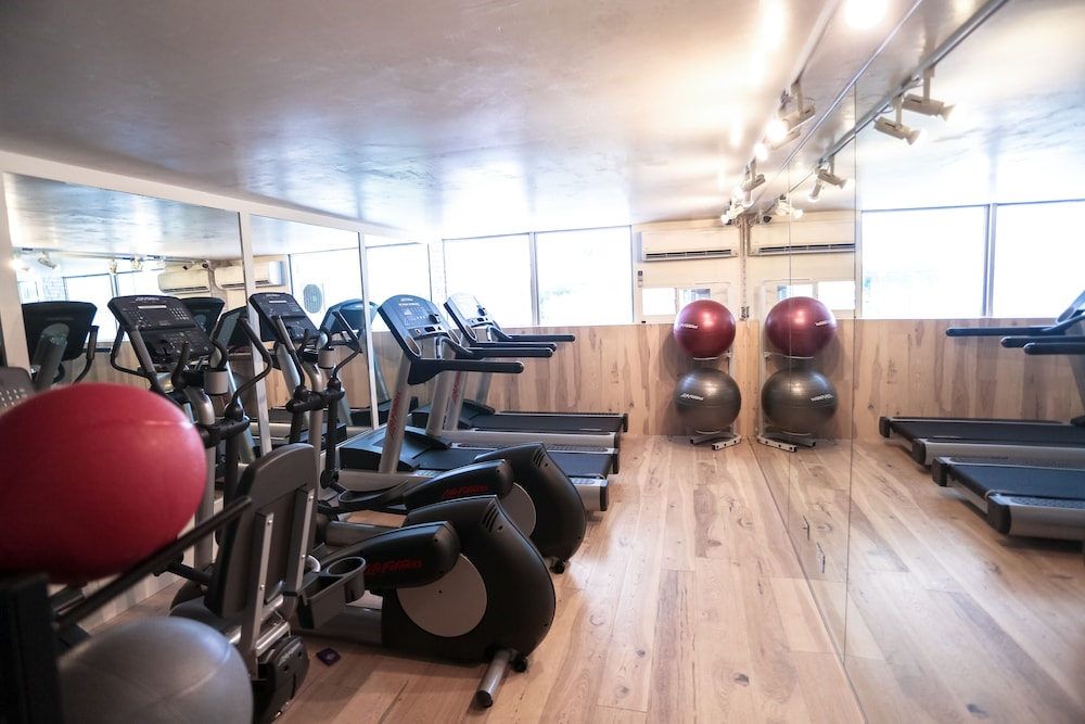 Fitness Facility, Hotel LaCroix