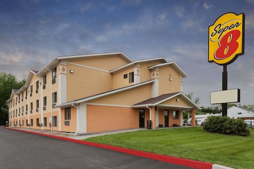 Super 8 by Wyndham Havre De Grace Aberdeen Area
