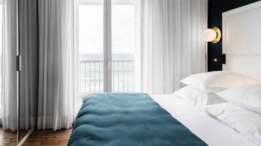 Hotel le Windsor Grande Plage Biarritz